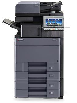 Kyocera Certificaat voor installatie en service