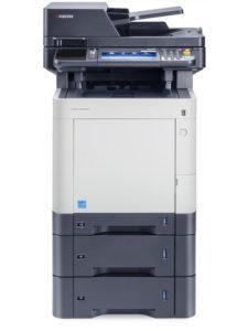 Kyocera Ecosys M6035cidn kleuren laser multifunctional