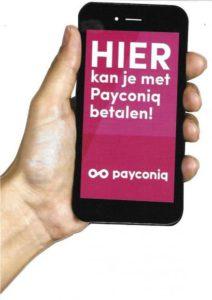 Payconiq op smartphone