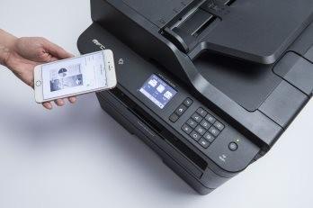 Printers en hoe ze verbonden worden