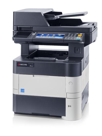 kantoorprinter Kyocera kleine KMO zwart-wit