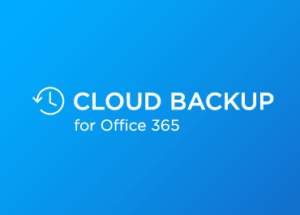 Office 365 Cloud Backup