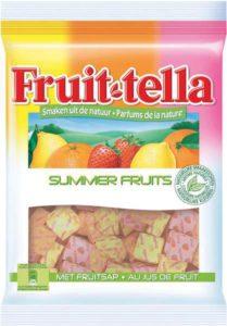 Gratis Fruit-tella Summerfruits